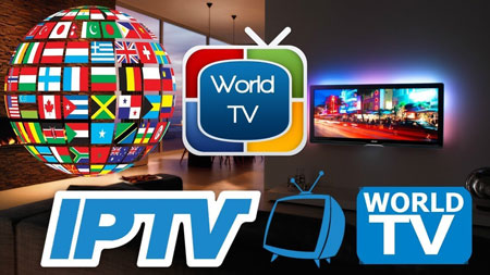 IPTV WORLD PLAYLIST M3U