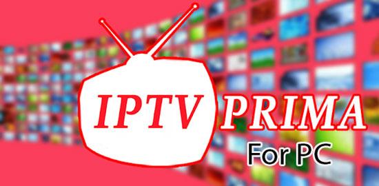 Prima IPTV for PC
